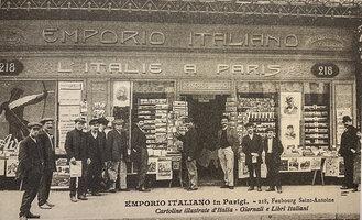 Migrations et circulations entre Italie et France du XIXe siècle à aujourd'hui